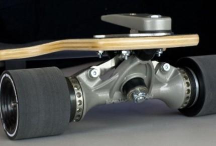 Brakeboard-longboard-brake-truck-set-skateboard-brems-achse-bremse