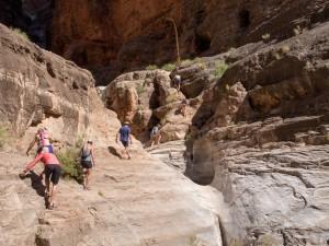 hike and climb
